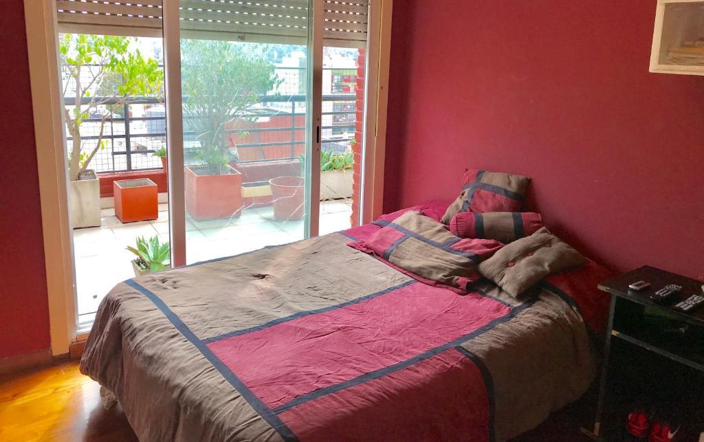 Apartamento Semipiso Con Balcón Terraza Buenos Aires