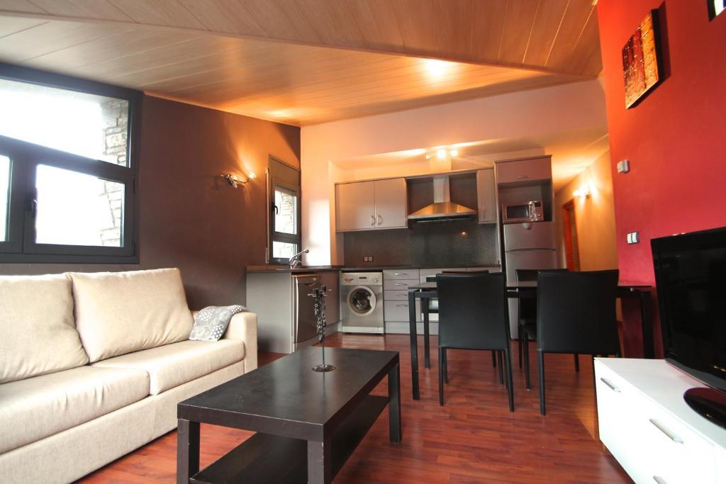 Apartamento para 4 en Soldeu, Grandvalira Peretol