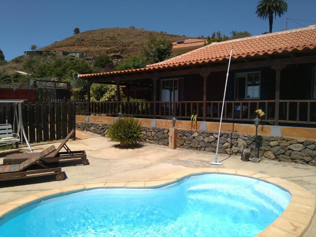 Vakantiehuis Casita de Juan (Spanje Puntagorda) - Booking.com