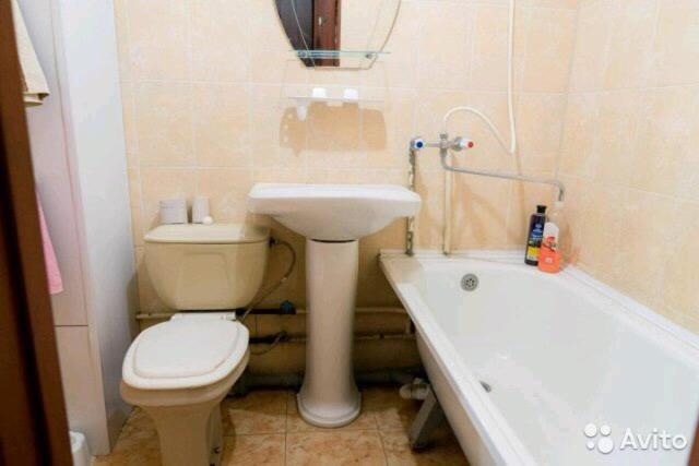 Ванная комната в Апартаменты на Гагарина