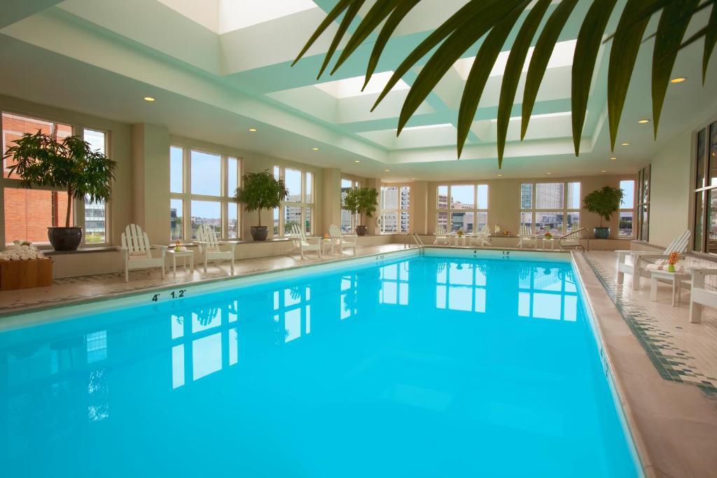 Hotels In Boston >> Seaport Hotel Boston Ma Booking Com