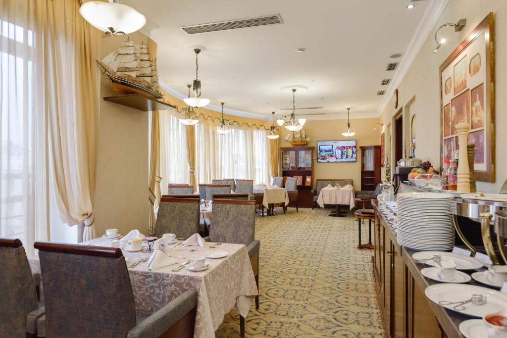 Ресторан / где поесть в Петр 1