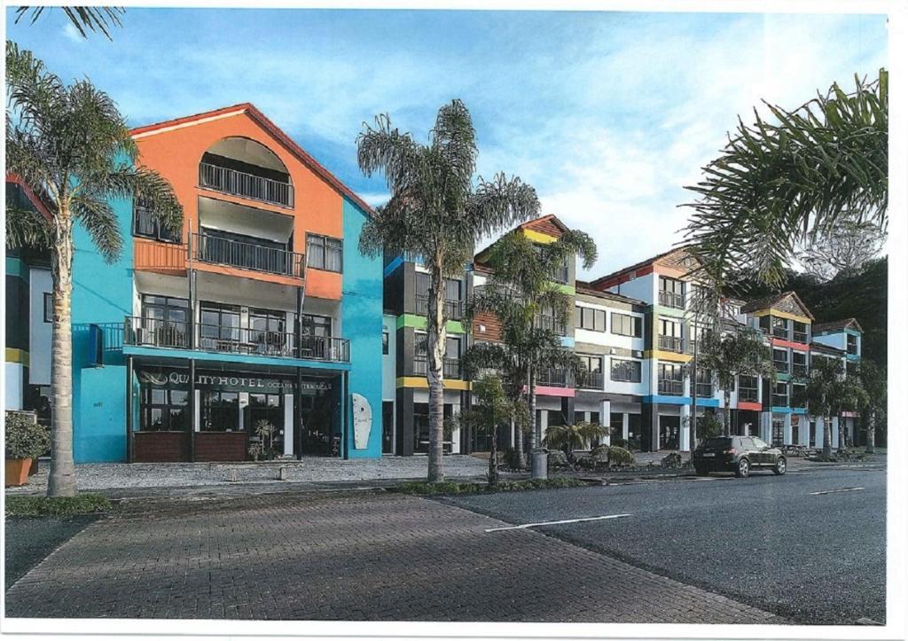 Quality Hotel Oceans Tutukaka