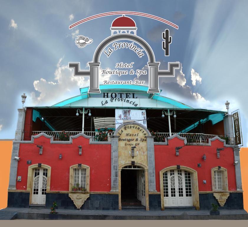 Hotel La Provincia Sayula (México Sayula) - Booking.com