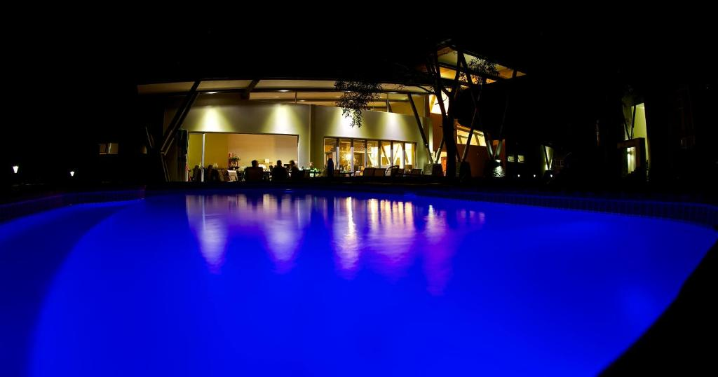 The swimming pool at or near Ecolux Boutique Hotel