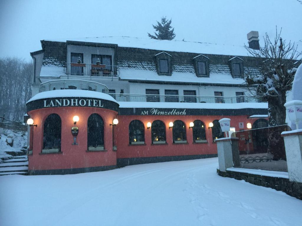 Landhotel am Wenzelbach pozimi