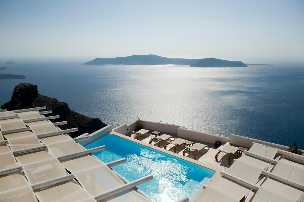 The swimming pool at or near Gold Suites - Small Luxury Hotels of the World