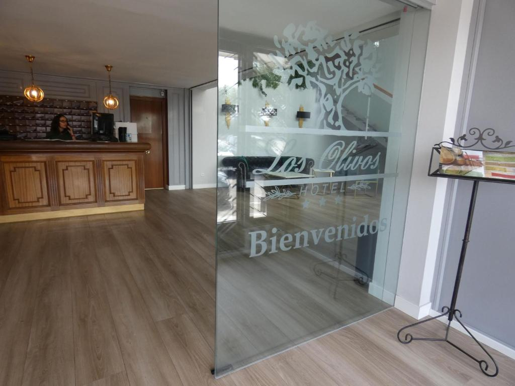 Hotel Los Olivos (Spanje Getafe) - Booking.com
