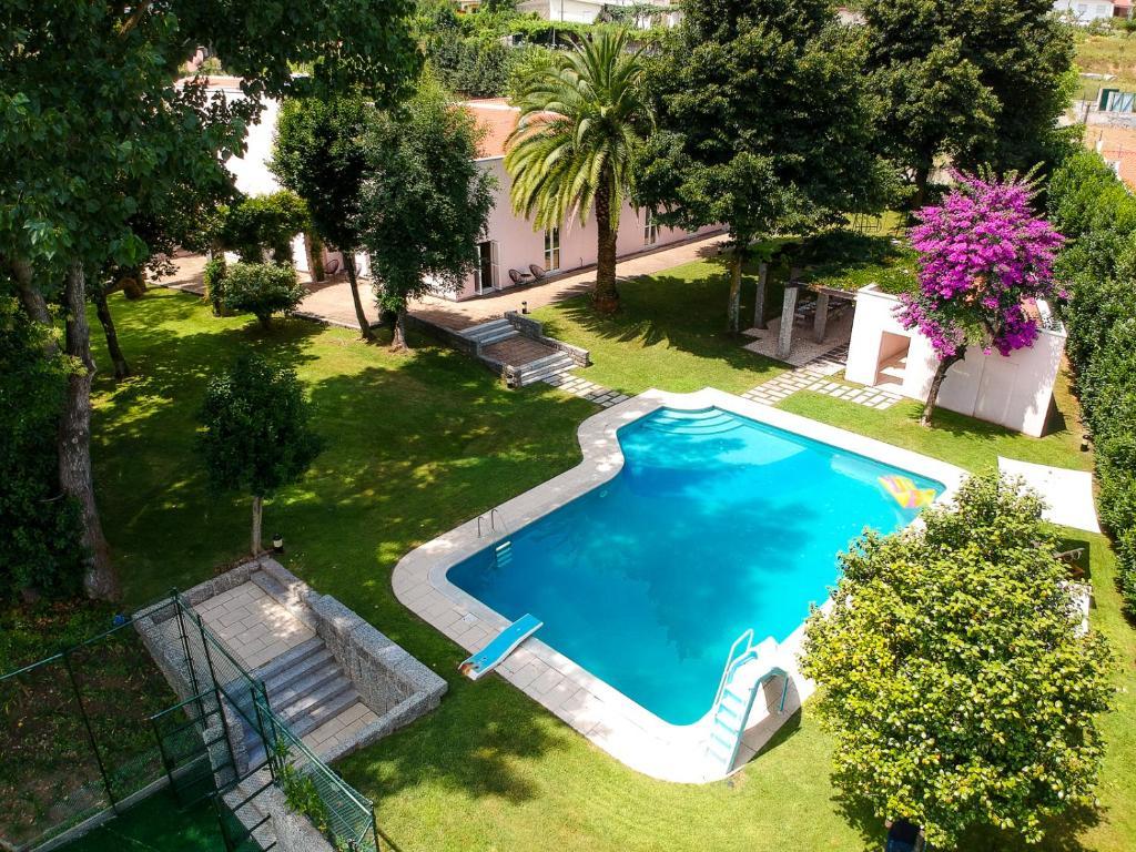 Villa Casa da Cachada (Portugal Felgueiras) - Booking.com