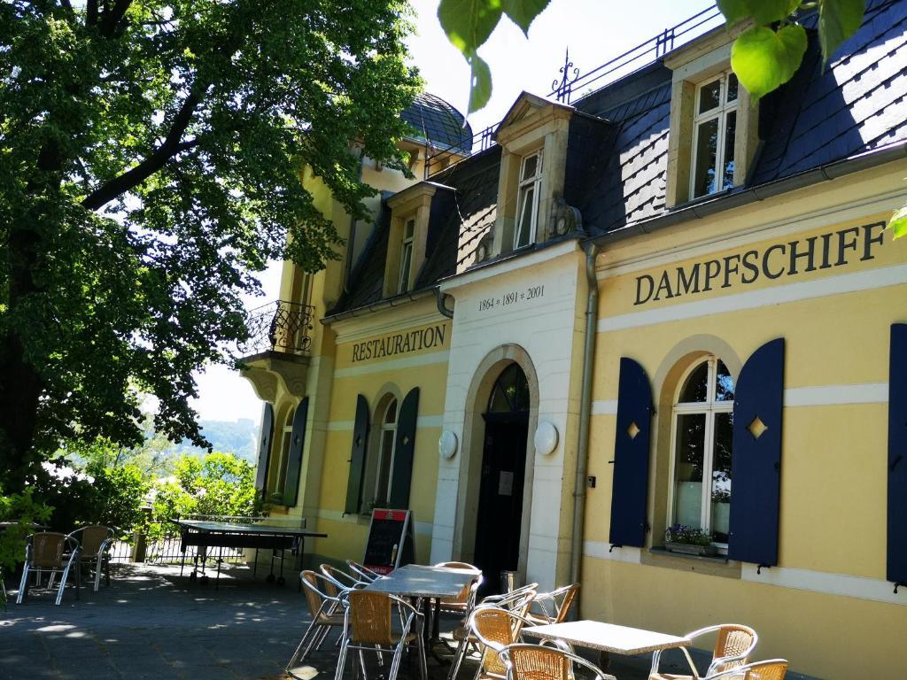 Apartment Dampfschiff Radebeul Altko Germany Booking Com