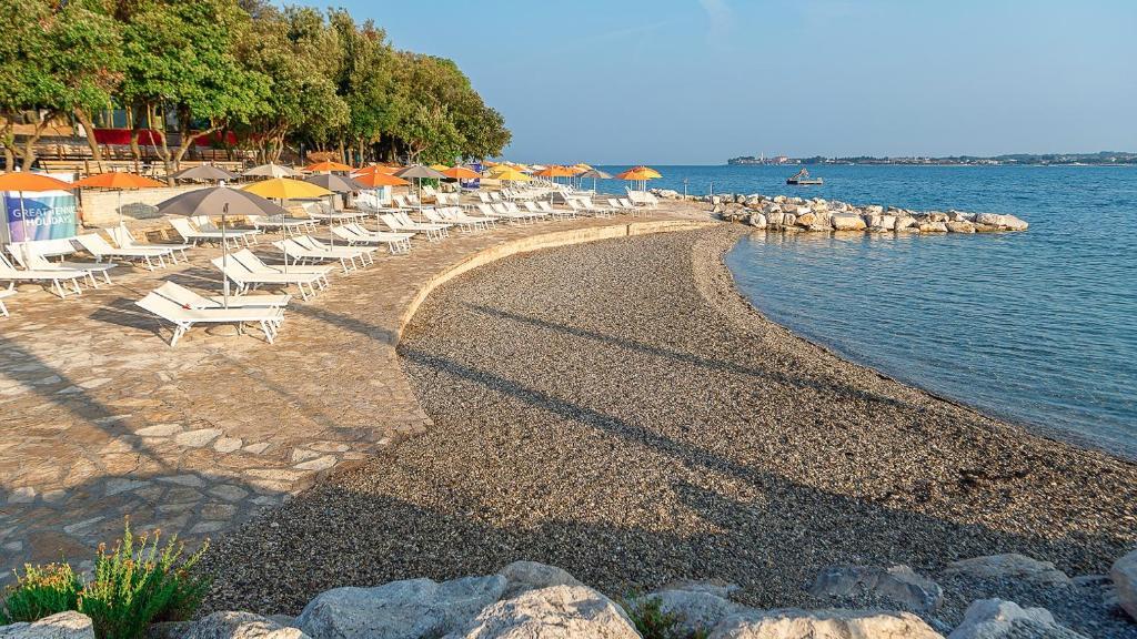amazing price sleek best choice Valamar Tamaris Resort (Kroatien Poreč) - Booking.com