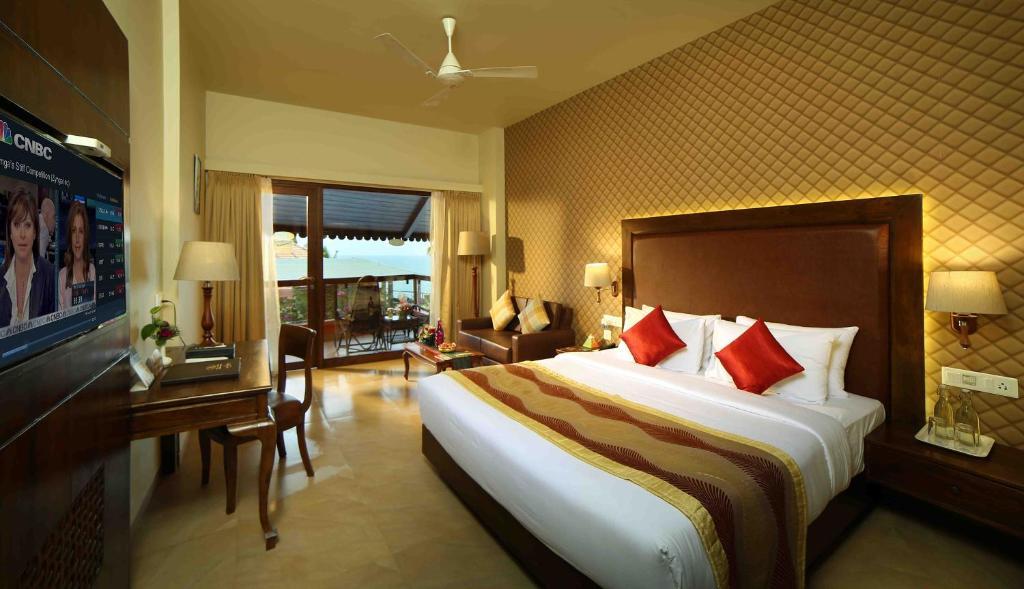 Uday Samudra Leisure Beach Hotel & Spa, Kovalam – Precios ...