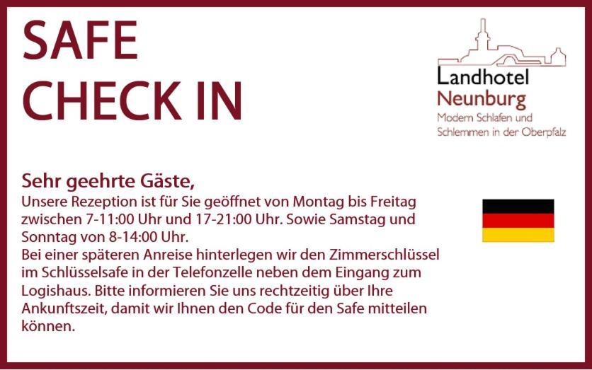 Landhotel-Neunburg