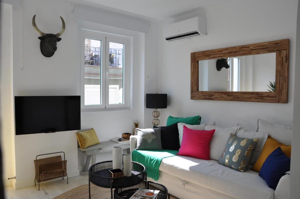 Modern Central Apartment, Madrid, Spain - Booking.com