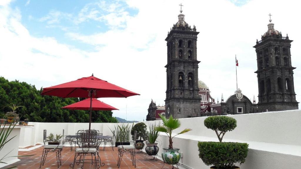 Hotel Santiago Puebla Mexico Booking Com