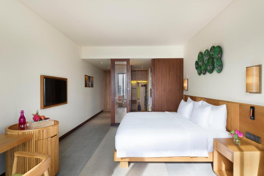 Phòng Deluxe Nhìn ra Vườn có Giường cỡ King