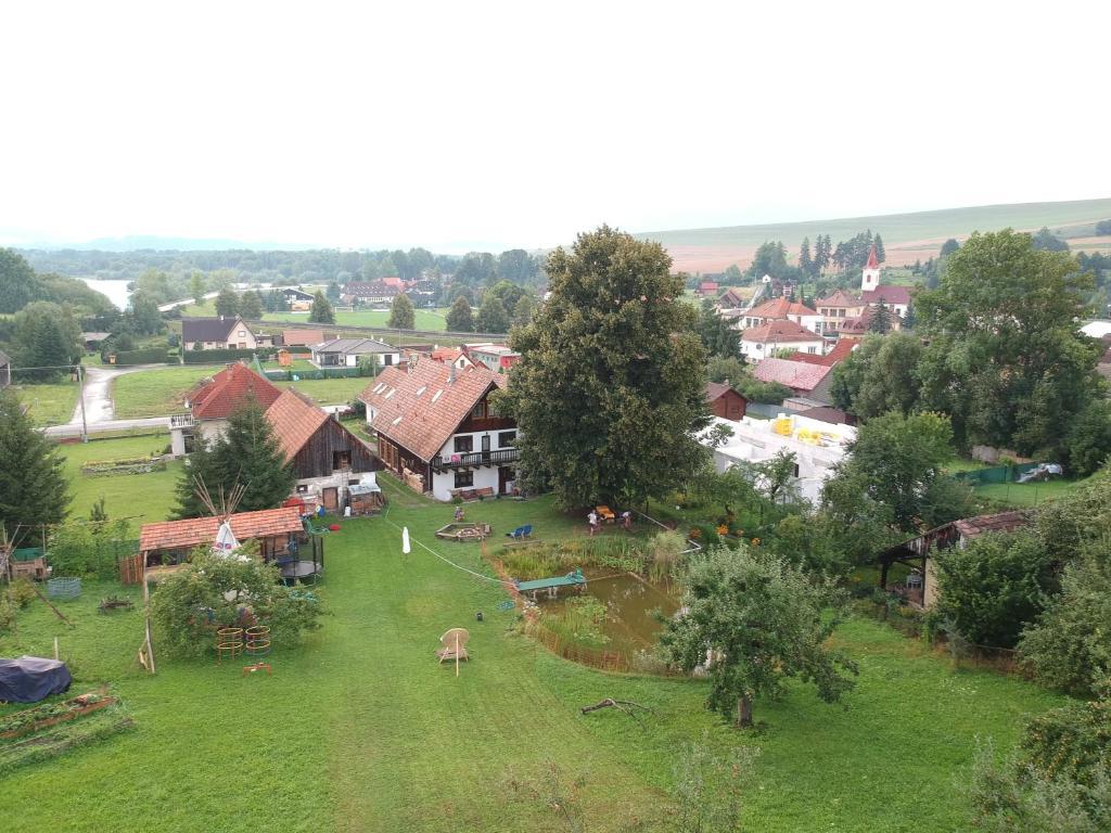 Ubytování Gazdovsky dvor \