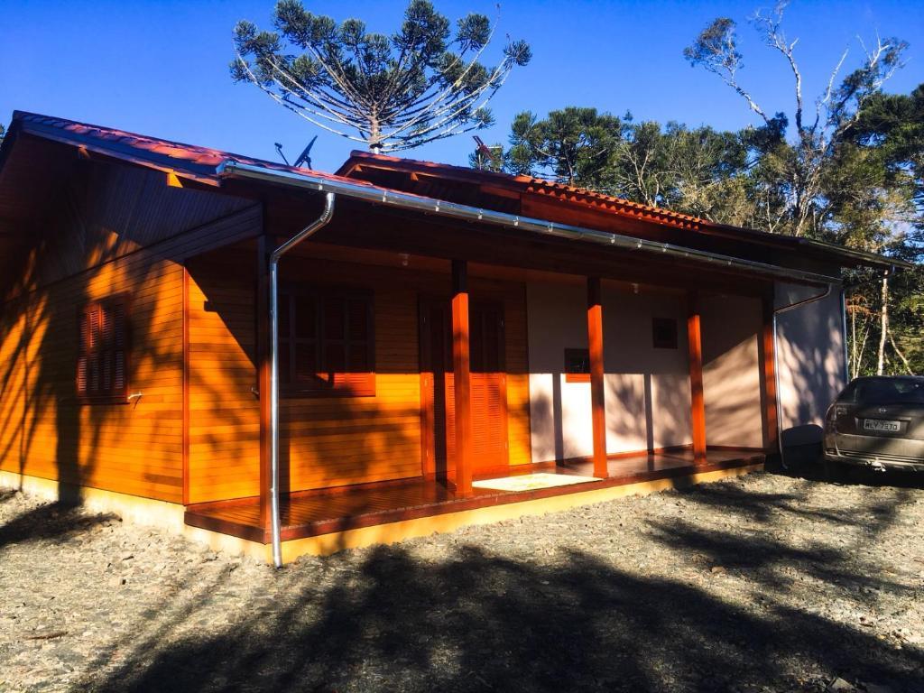 Casa de Campo Vale Rio dos Bugres (Brasil Urubici) - Booking.com