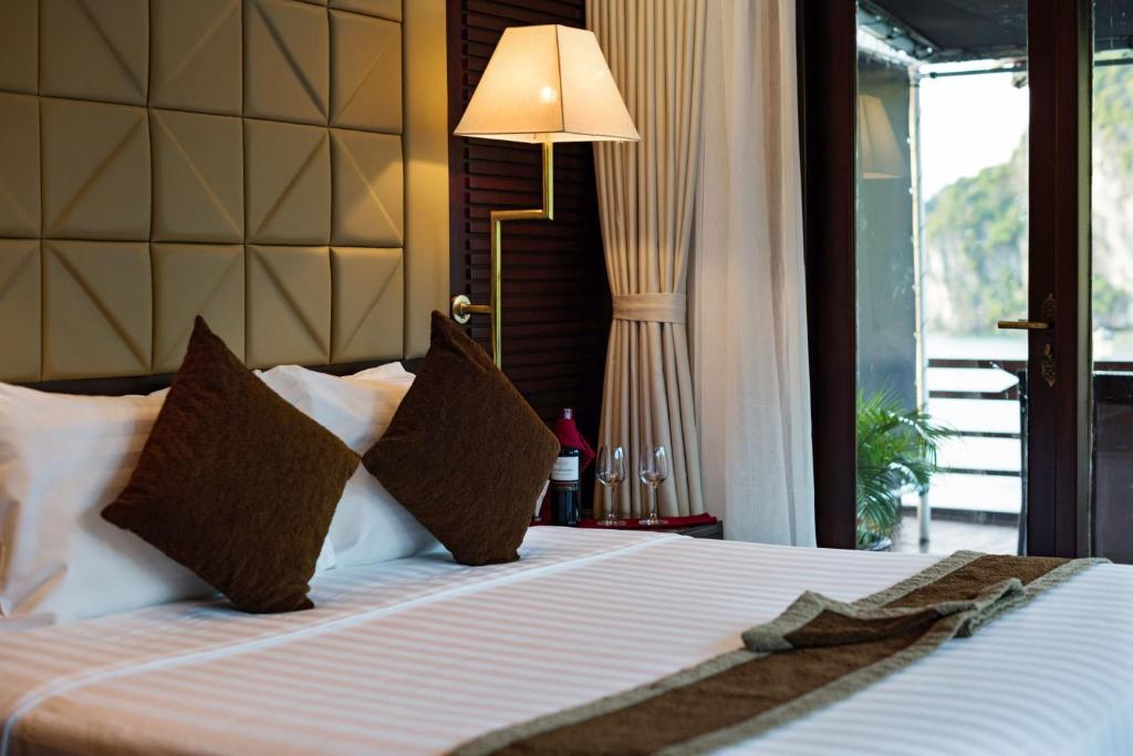 Phòng Deluxe Giường đôi hoặc 2 Giường đơn - 2 Ngày 1 Đêm