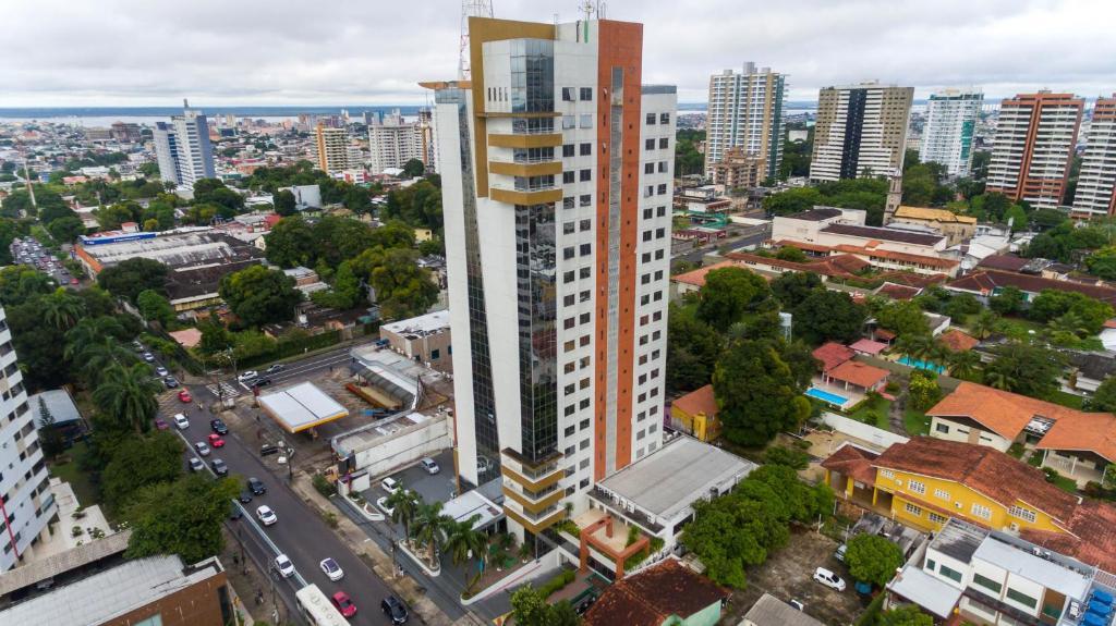 A bird's-eye view of Blue Tree Premium Manaus