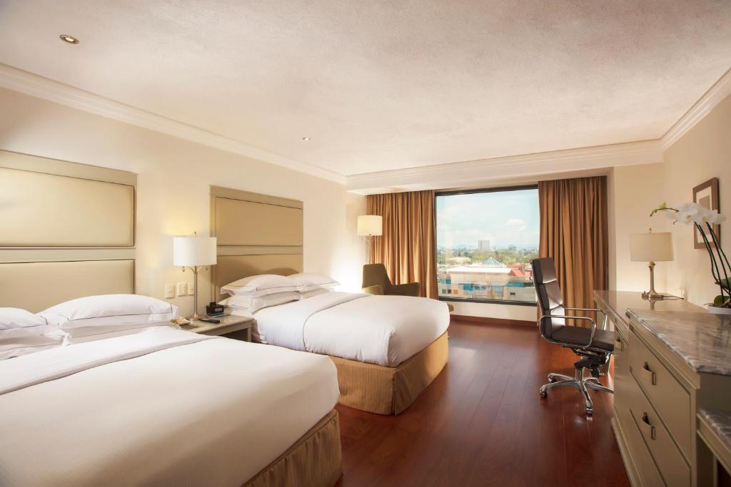 Hotel Hilton Guadalajara (México Guadalajara) - Booking.com