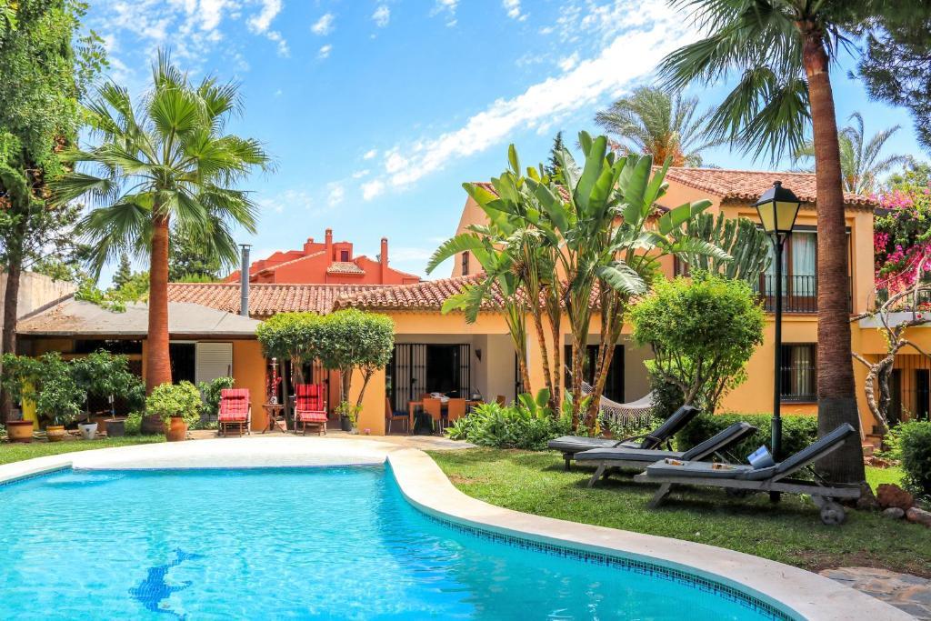 Villa El Mirador (Spanje Marbella) - Booking.com