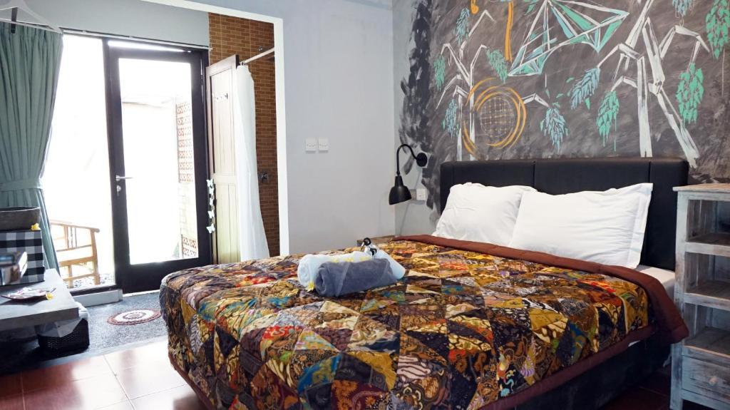 Un ou plusieurs lits dans un hébergement de l'établissement NamaStay