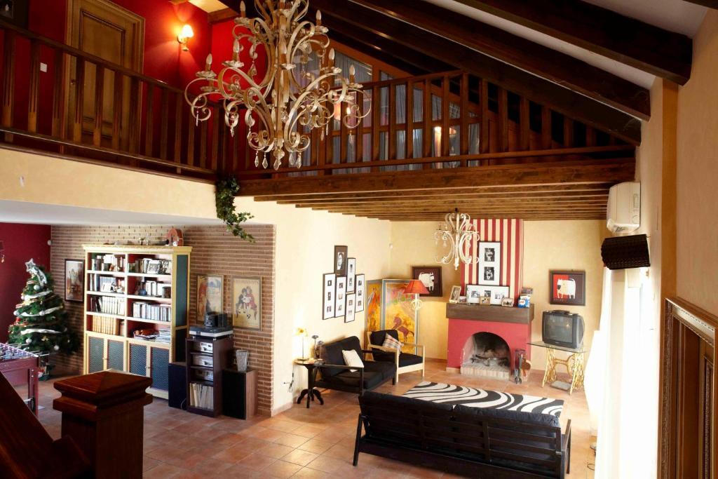 Casa Rural Virgen del Carmen (España La Mata) - Booking.com
