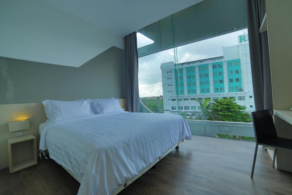 Ozone Hotel Pantai Indah Kapuk Jakarta Indonesia Booking Com