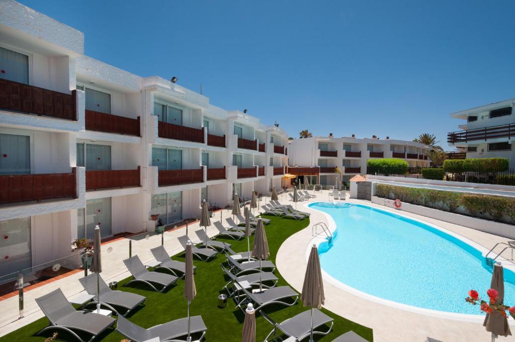 Apartamentos Dunasol (Spanje Playa del Inglés) - Booking.com