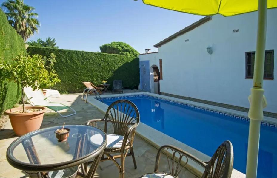 Casa o chalet Junto al mar, con piscina privada y barbacoa ...