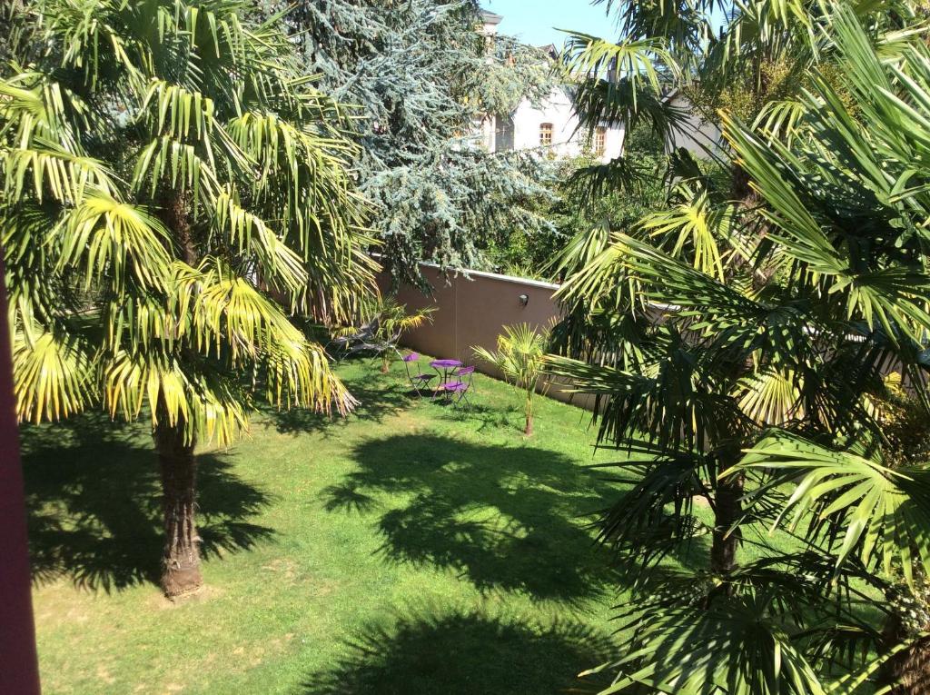 Chalet des Palmiers