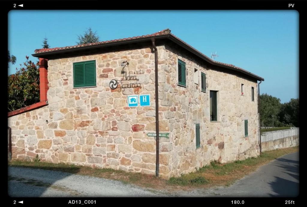 Aldea Figueiredo, Ourense (com fotografias e comentários ...