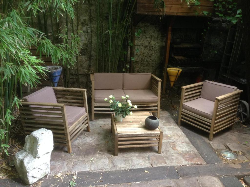 B B Terrasse Et Jardin Paris Updated 2019 Prices