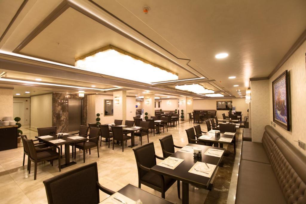 Ресторан / где поесть в Miss Istanbul Hotel & Spa