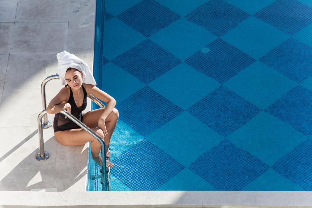 Гости Miss Istanbul Hotel & Spa