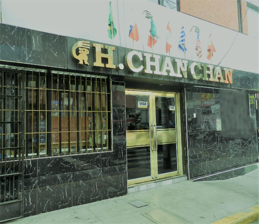 chan chan is