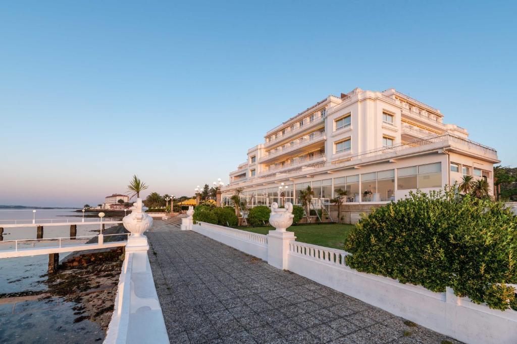 Eurostars Gran Hotel La Toja, Isla de La Toja – Precios ...