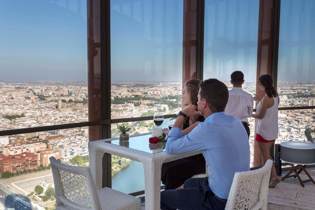 Booking.com: Eurostars Torre Sevilla , Sevilla, Spanje ...