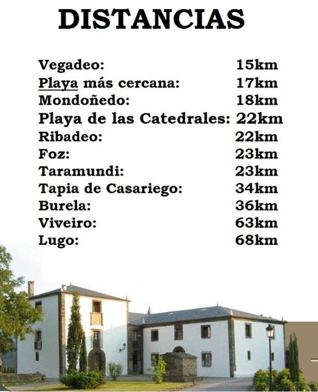 Hotel Pazo de Terrafeita (España Trabada) - Booking.com