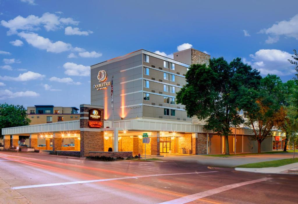 DoubleTree by Hilton Madison Downtown.