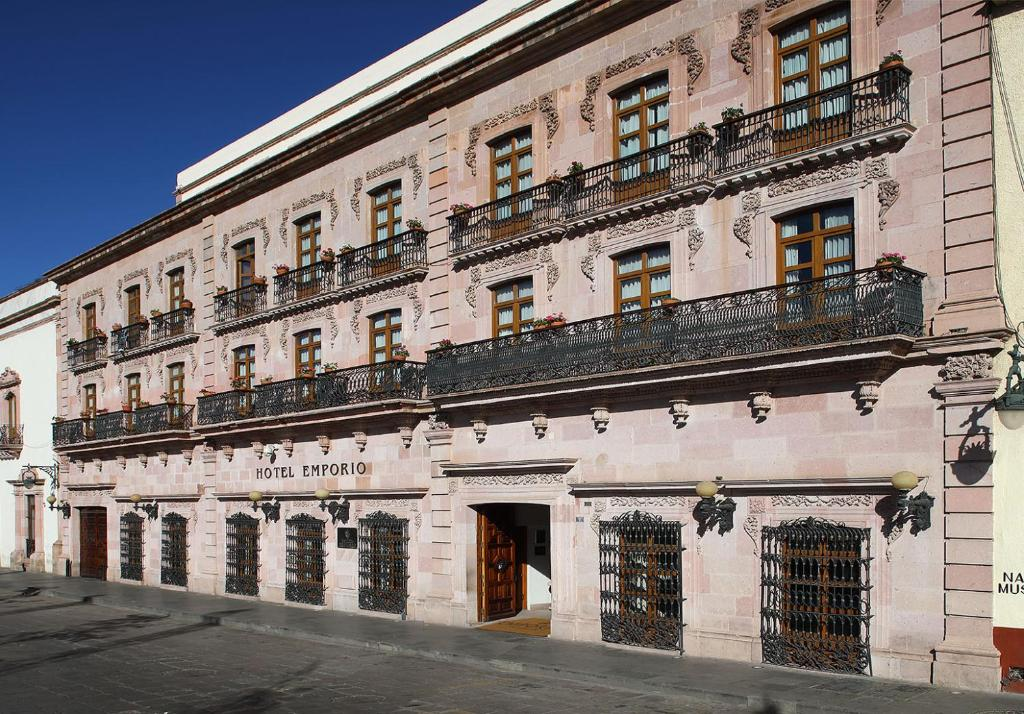 Hotel Emporio Zacatecas (México Zacatecas) - Booking.com