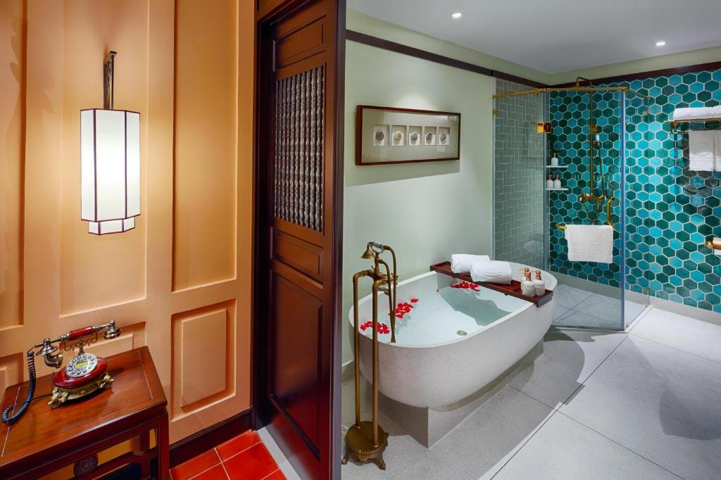 Suite có Giường cỡ King nhìn ra Cảnh Thành phố