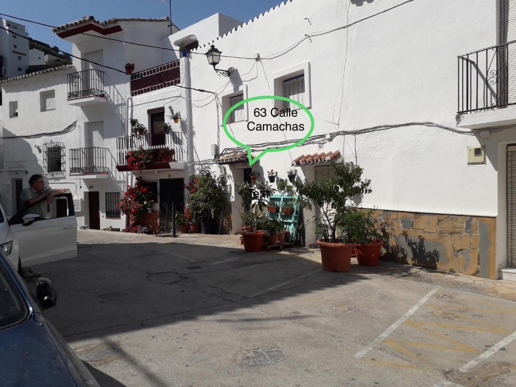 Village house Casares Pueblo (España Casares) - Booking.com