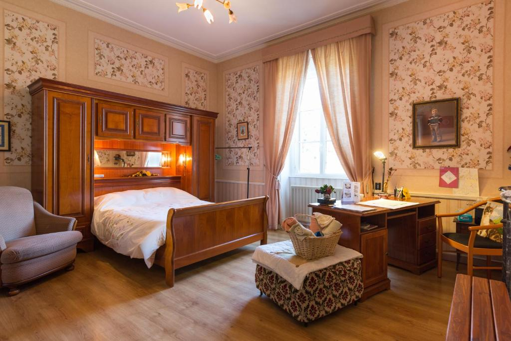 Chambres d'Hôtes du Chalet de Caharet
