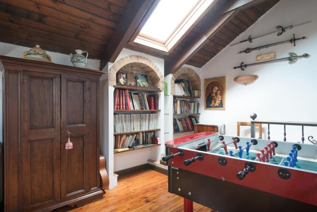 Apartment Terrazza Duomo Renaissance Naples Italy