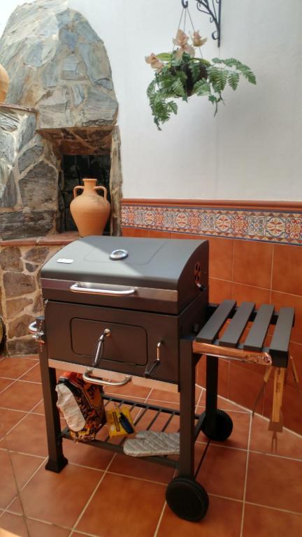 Casa de temporada Cruzchiquita (Espanha Alpandeire ...