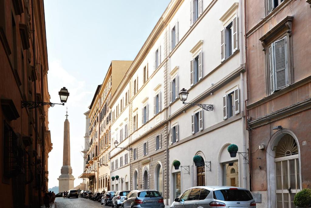 Roma longe corde