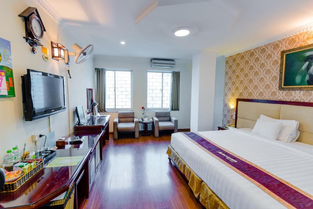 A25 Hotel - Luong Ngoc Quyen