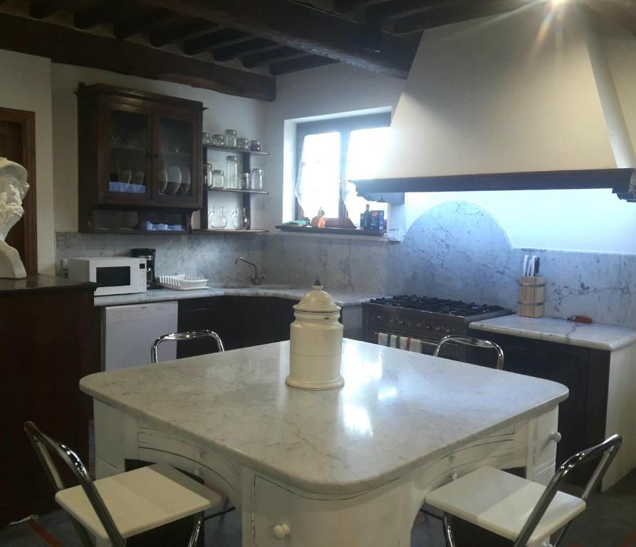 Villa nel verde Al Gatto e la Volpe (Italia Camaiore ...